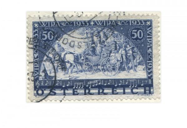 1. Republik Österreich WIPA 1933 Mi.Nr. 556 A gestempelt