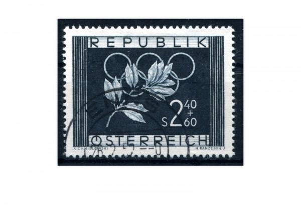 Österreich Mi.Nr. 969 Olympia-Marke gestempelt