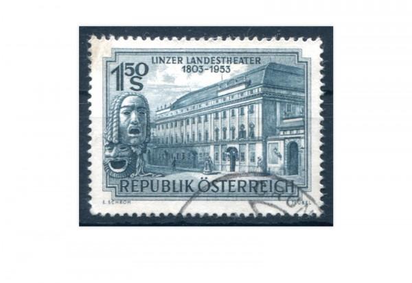 Österreich Linzer Landestheater Mi.Nr. 988 gest.