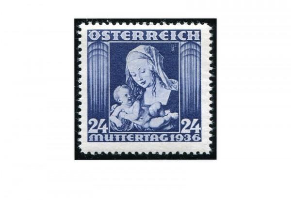1.Republik Österreich Mi.Nr. 627 gestempelt