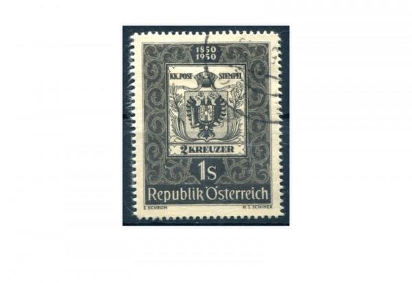 Österreich 100 Jahre österreichische Briefmarken Michel Nr. 950 gestempelt