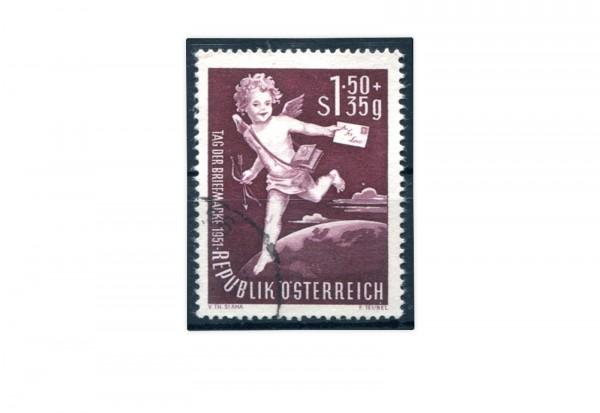 Österreich Tag der Briefmarke 1952 Mi.Nr. 972 gestempelt