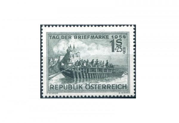 Österreich Einzelausgabe 1954 Tag der Briefmarke Michel Nr. 1010 gestempelt
