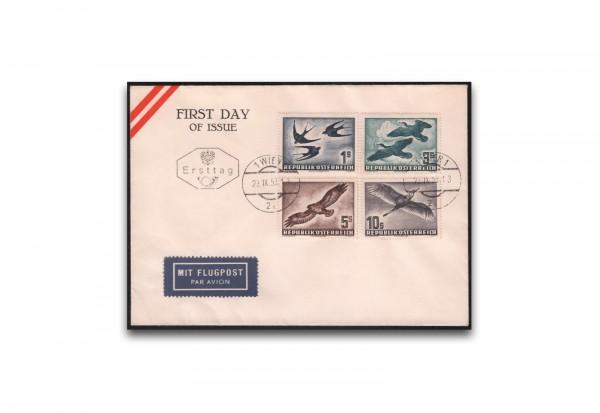 Österreich Mi.Nr. 984/987 FDC Ersttagsbrief