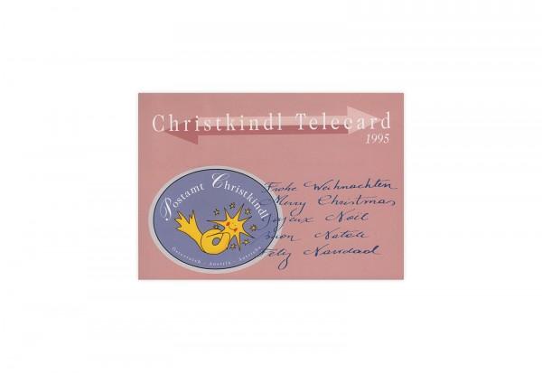 Österreich Christkindl Telecard 1995/96