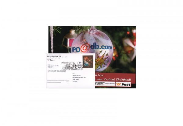 Österreich Internet-X-Mas-Card 1999/2000 (Motiv B)