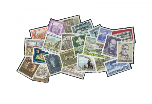 Österreich 300 Marken 1945-2000 postfrisch