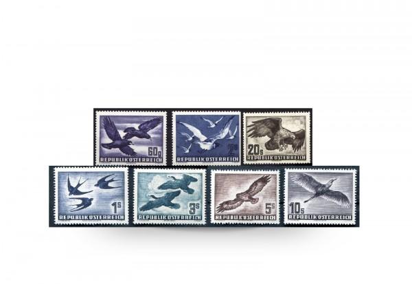 Briefmarken Österreich Vögel Michel-Nr. 984-97, 955-56 und 968 postfrisch