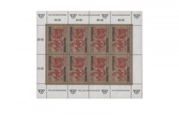 Österreich Mi.Nr. 2032 gest. Tag der Briefmarke 1991