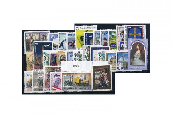 Briefmarken Österreich Jahrgang 1998 Michel-Nr. 2240-2271 postfrisch