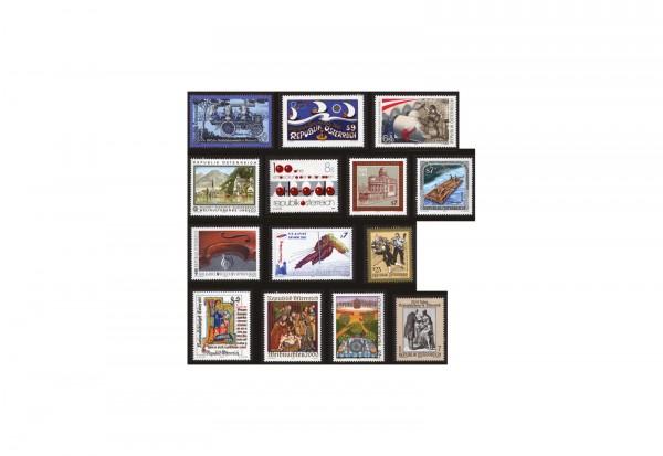 Briefmarken Österreich Jahrgang 2000 Michel-Nr. 2302/2335 postfrisch
