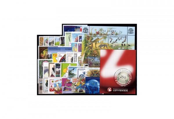 Briefmarken Österreich Jahrgang 2002 Michel-Nr. 2363/2401 postfrisch