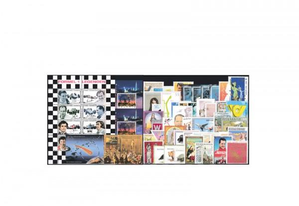Briefmarken Österreich Jahrgang 2006 postfrisch