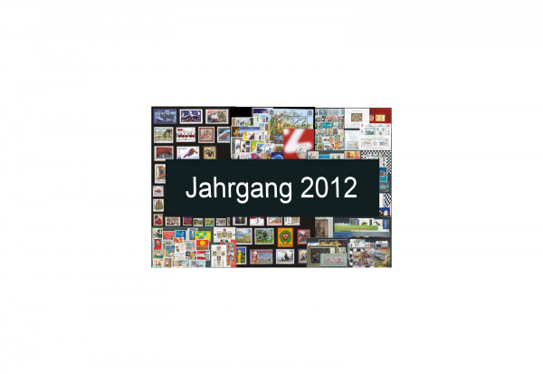 Österreich Jahrgang 2012 Michel Nr. 2971-3042 postfrisch