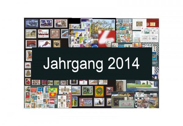 Österreich Jahrgang 2014 Michel Nr. 3115-3176 postfrisch