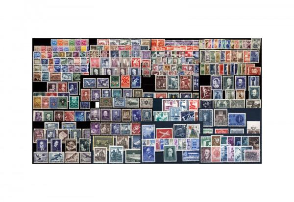 Österreich Jahrgänge 1945-1959 Michel Nr. 721-1072 postfrisch