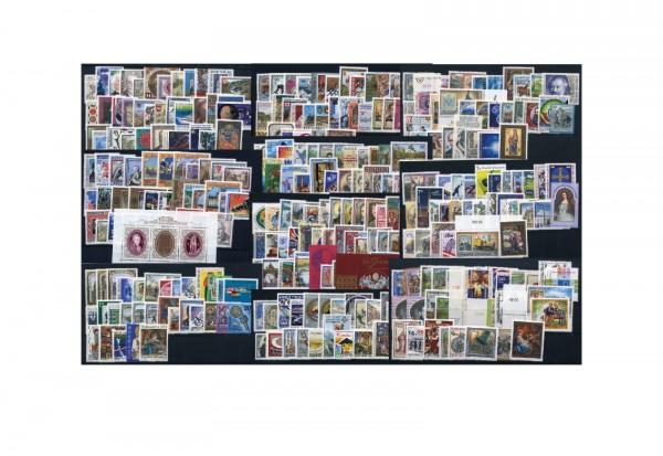 Österreich Jahrgang 1990-1999 Michel Nr. 1978-2301 postfrisch