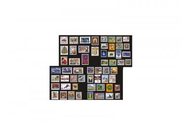 Österreich Michel-Nr. 2302-2362, Block 13-15 Jahrgänge 2000 und 2001 komplett postfrisch