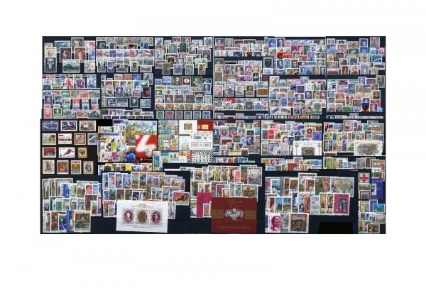Briefmarken Österreich Jahrgang 1960-1994 postfrisch