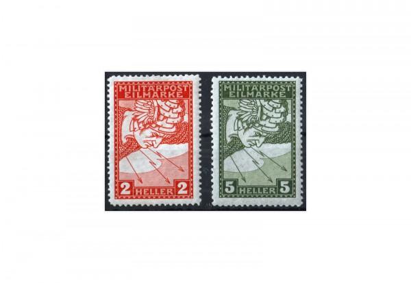 Bosnien-Herzegowina Eilmarken 1916 Mi.Nr. 117-118 gest.