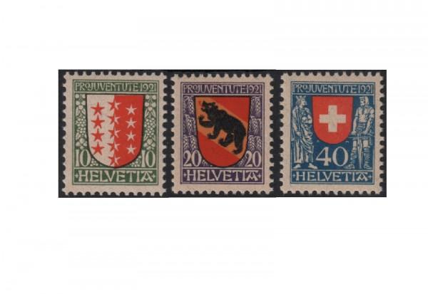 Schweiz Mi.Nr. 172/174 gestempelt