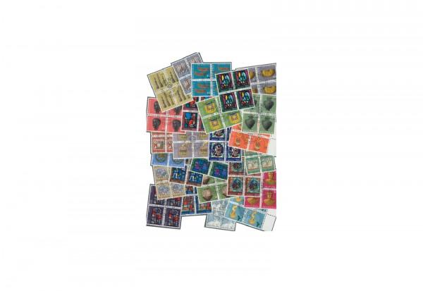 Briefmarken Schweiz Pro Patria gestempelt