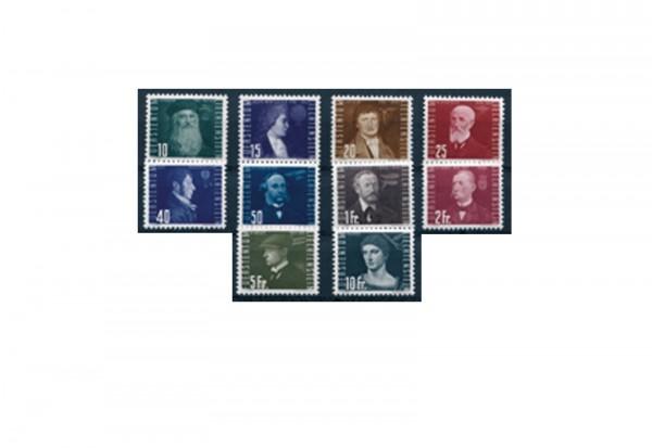 Liechtenstein Mi.Nr. 257/66 **