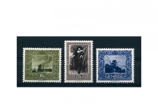 Liechenstein Frühausgaben Michel 301 / 3 postfrisch