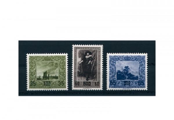 Liechtenstein Frühausgaben Michel 326 / 28 postfrisch