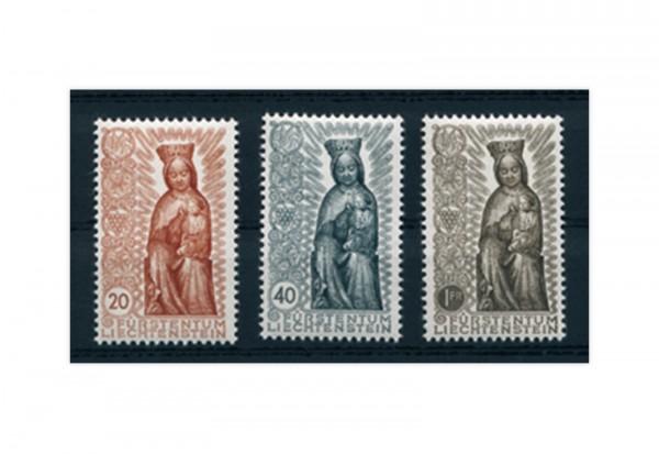Liechtenstein Frühausgaben Michel 329 / 31 postfrisch