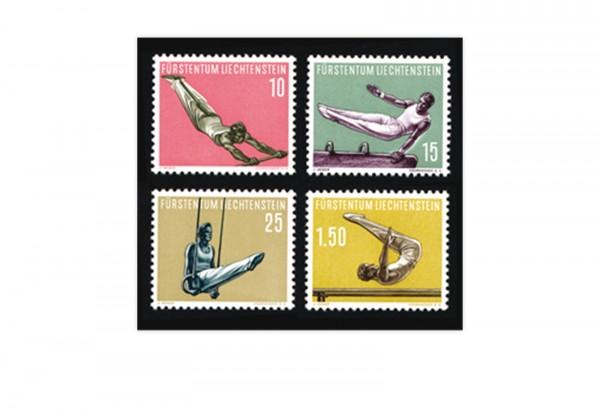 Liechtenstein Briefmarken 353 / 6 postfrisch