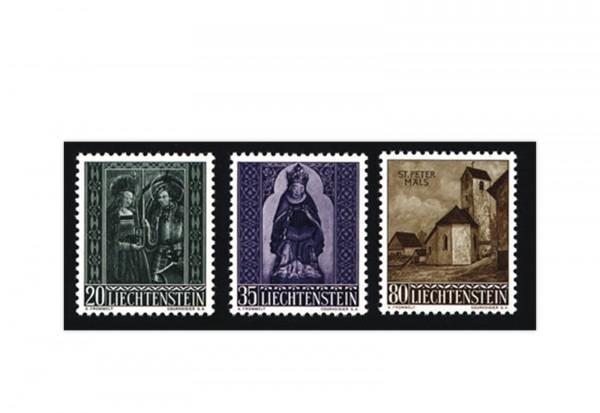 Liechtenstein Frühausgaben Michel 374 / 6 postfrisch