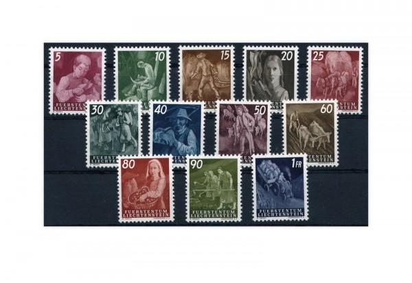Liechtenstein Mi.Nr. 289/300 postfrisch OR