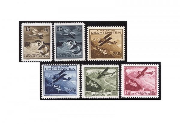 Liechtenstein Mi.Nr. 108/113 postfrisch