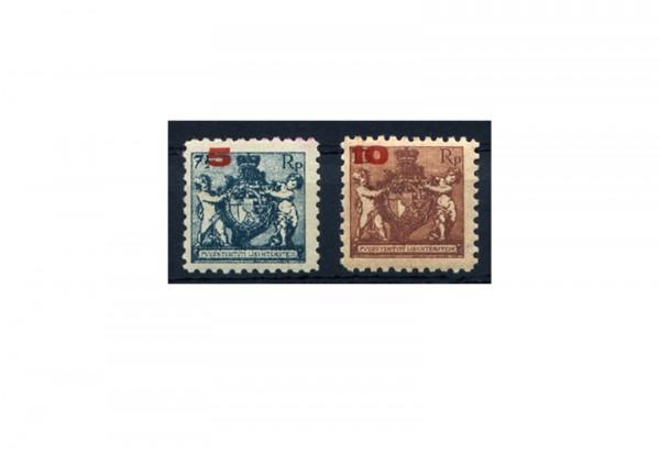 Liechtenstein Mi.Nr. 61/62 B **