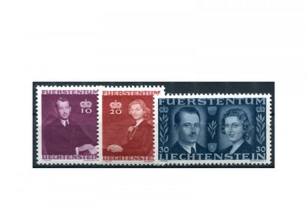 Liechtenstein Mi.Nr. 211/213 postfrisch