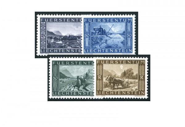 Liechtenstein Binnenkanal 1943 Mi.Nr. 318/221 postfrisch