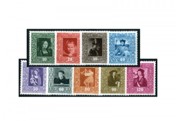 Liechtenstein Mi.Nr 268/76 **