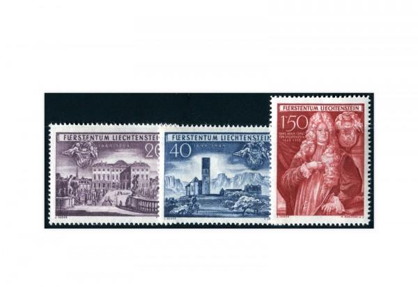 Liechtenstein 1949 Mi.Nr. 281/283 postfrisch