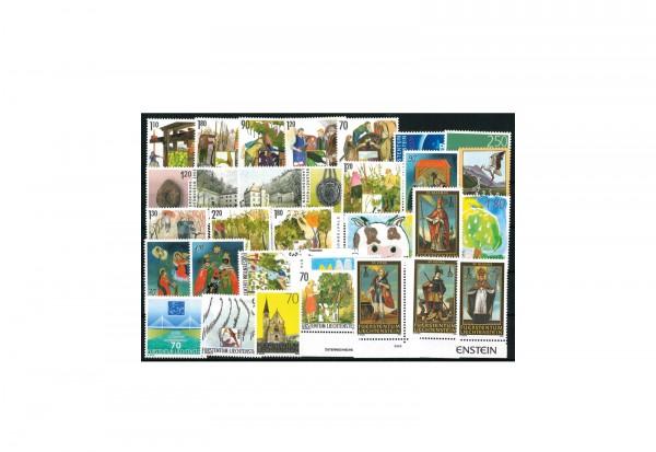 Briefmarken Liechtenstein 2003 Michel-Nr. 1310 - 1338 postfrisch