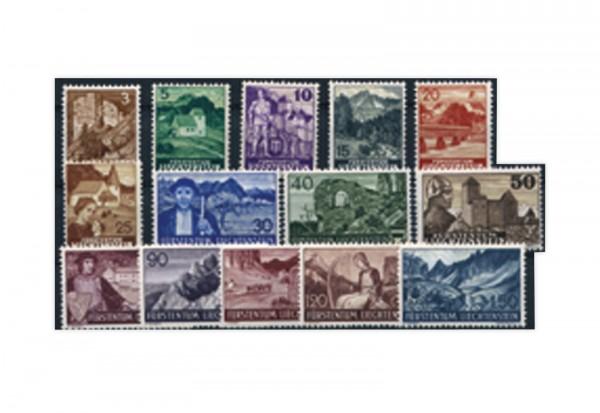 Liechtenstein Mi.Nr. 156/69 gest.