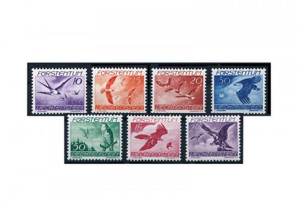 Liechtenstein Mi.Nr. 173/9 gest.