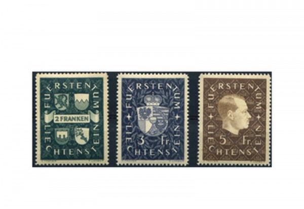Liechtenstein Mi.Nr. 183/85 gest.