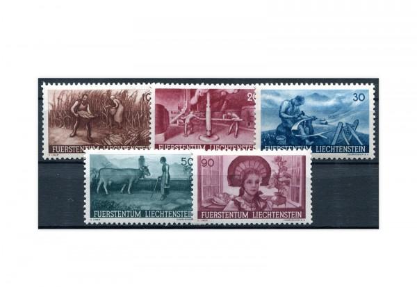 Liechtenstein Mi.Nr. 192/96 gest.