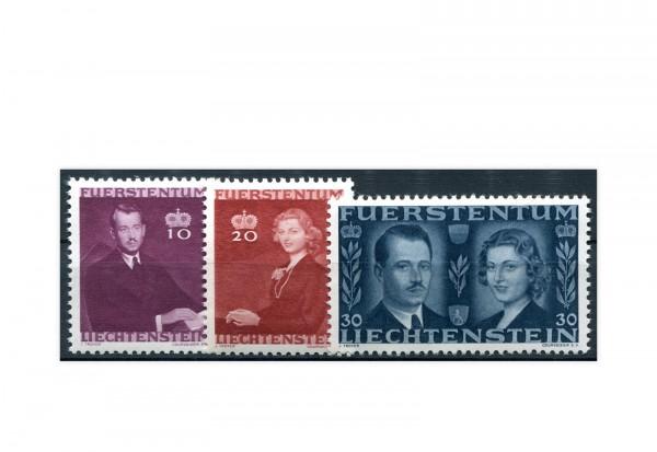 Liechtenstein Mi.Nr. 211/13 gest.