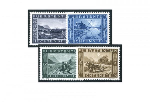 Liechtenstein Mi.Nr. 218/21 gest.