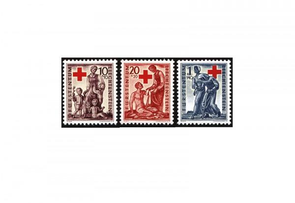 Liechtenstein Mi.Nr. 244/46 gest.
