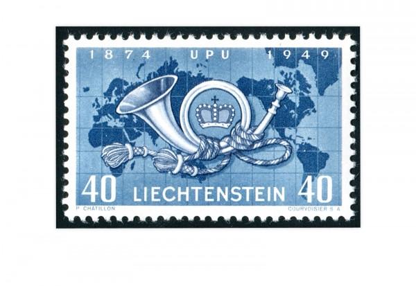 Liechtenstein Mi.Nr. 277 gest.