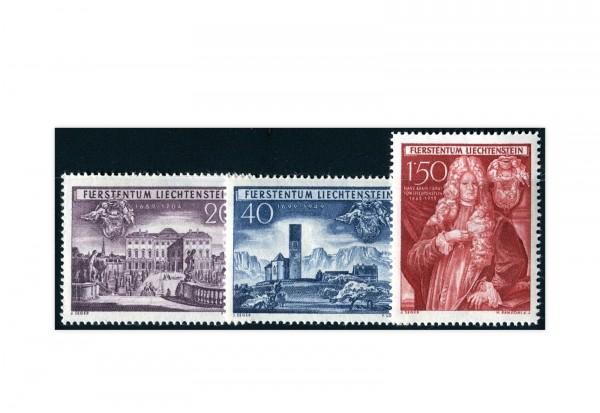 Liechtenstein Mi.Nr. 281/83 gest.