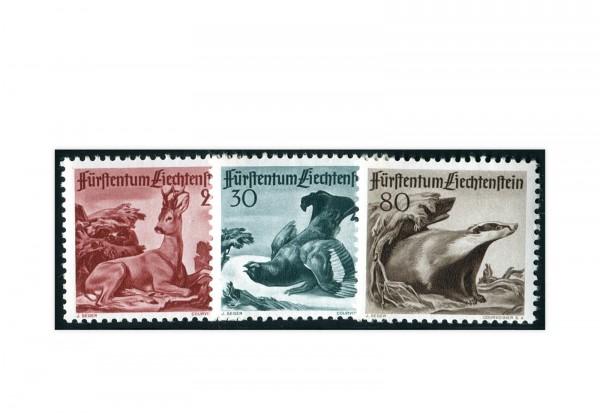 Liechtenstein Mi.Nr. 285/87 gest.